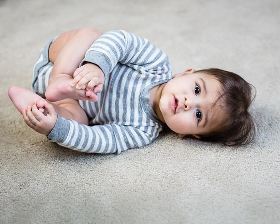 Baby V - 6 mo