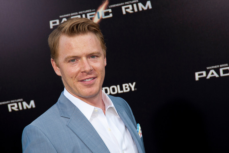 HOLLYWOOD, CA - JULY 09: Actor Diego Klattenhoff arrives at the premiere of Warner Bros. Pictures' and Legendary Pictures' 'Pacific Rim' at Dolby Theatre on Tuesday, July 9, 2013 in Hollywood, California. (Photo by Tom Sorensen/Moovieboy Pictures)