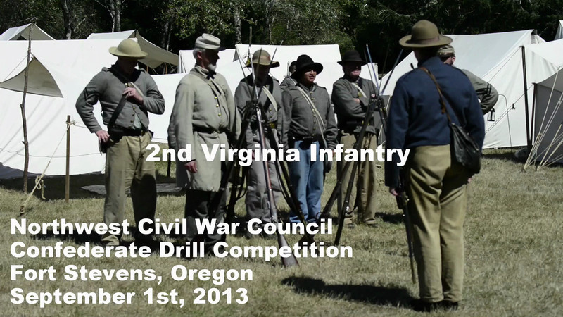 Drill Competition 2013 - Part 4 - 2nd Virginia.mov