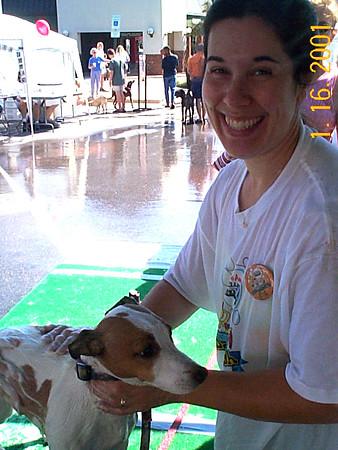 SPCA Dog Wash 2002