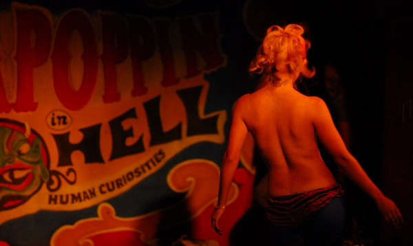 The Hellzapoppin Revue