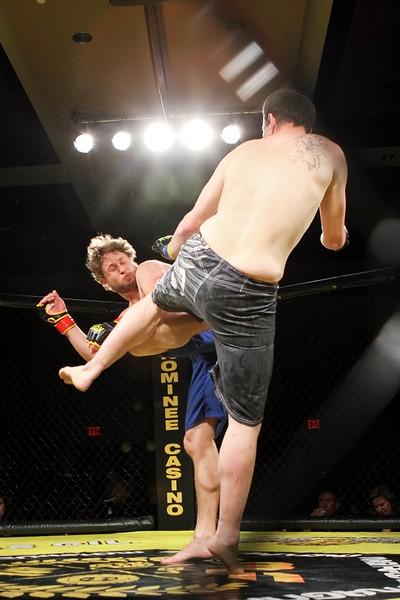 Cody Biehl vs Jordan Seufzer