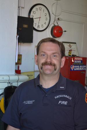 Hackensack, NJ Lieutenant Gregg Cariddi