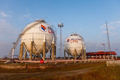 Beximco LPG Plants in Bangladesh