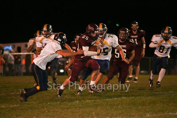 Johnson County Homecoming Vs Cloudland Football