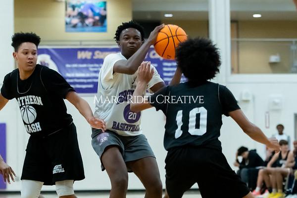 Broughton basketball vs Northern Nash. November 13, 2019. MRC_6448