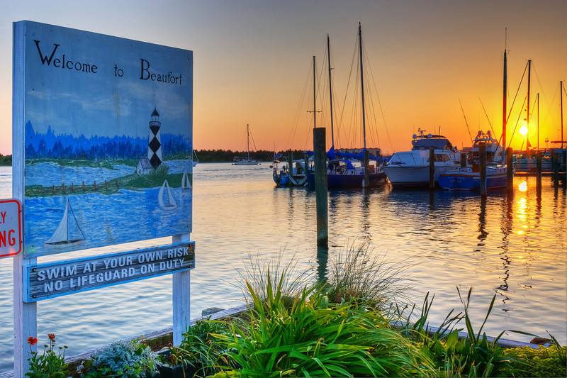 Welcome to Beaufort