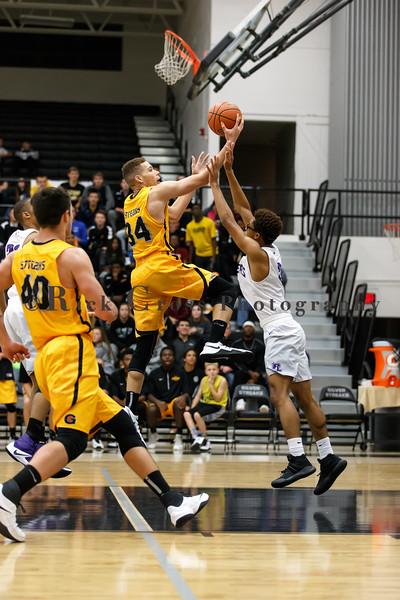 GHS  Varsity Basketball vs Rockford Lutheran Nov. 26, 2016