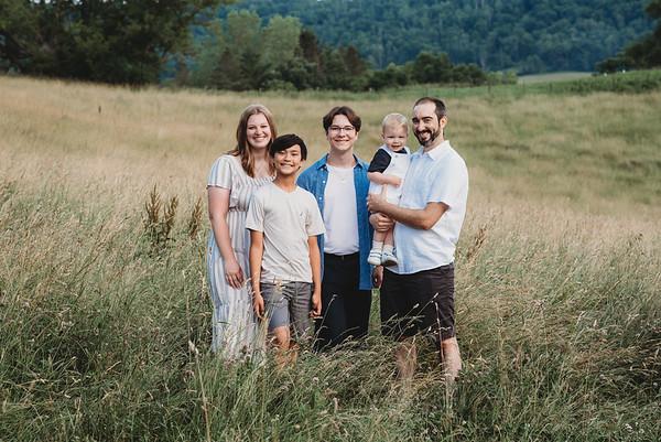 Yoder Family Session