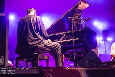 Kayenn Jazz Festival 2015 Randy Weston