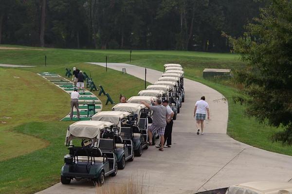 Parade Golf Tournament 2011