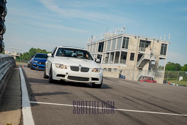BMW White e92