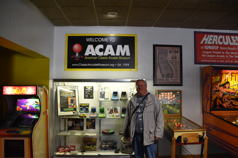 The reason I picked Laconia as my NH destination was to visit this museum...