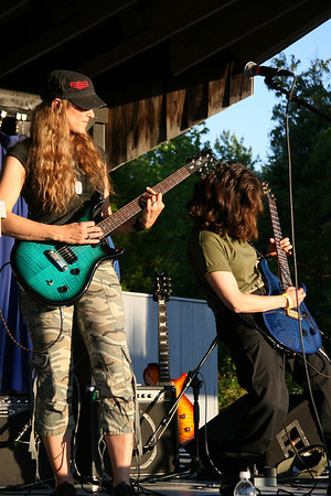 Sister Funk at CampOut 2008