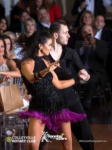 Dancing For The Stars Colleyville Rotary