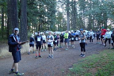 2017 Condor 25K Trail Run