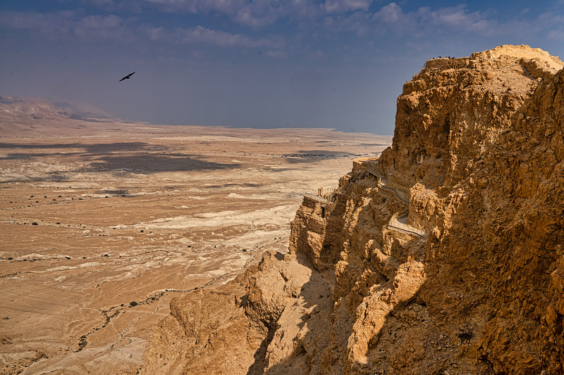 Masada to the Sea