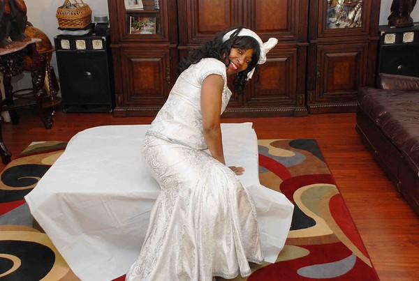 AGATHA & MARTIN 25TH WEDDING VOW
