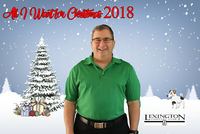 Lexington CC Holiday 2018