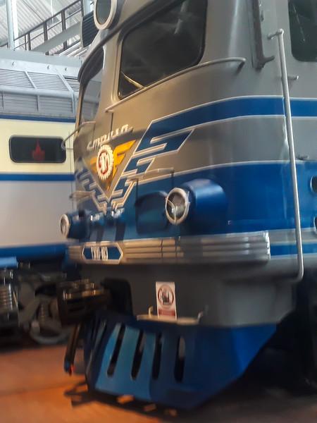 Russian Railway Museum, St. Petersburg