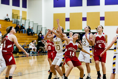 HS Sports - DeForest Girls JV Basketball [d] Nov 22, 2016