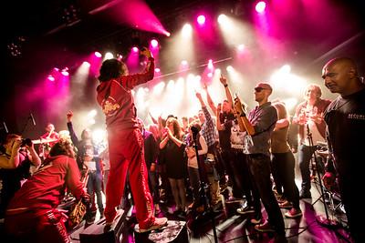 Datarock, Usig-festivalen 2013