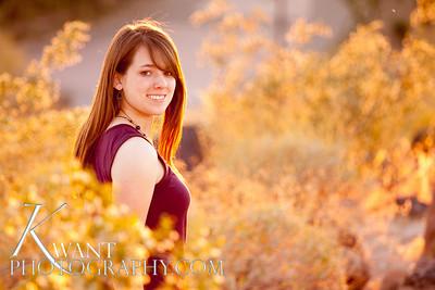 Jen's Senior Portraits