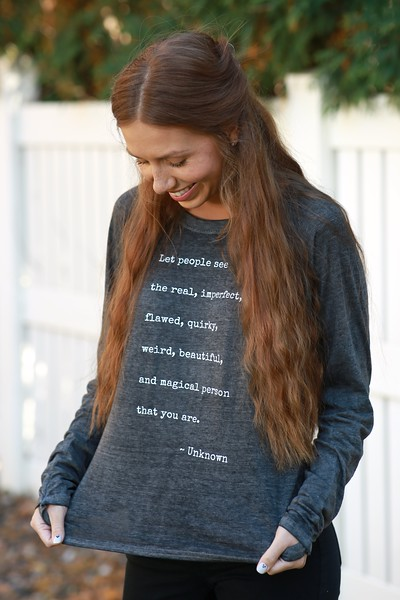 Grey Long Sleeve with quote_looking down 4P7A7869.jpg