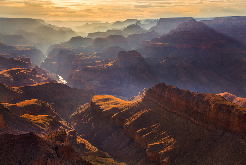 Grand Canyon Evening Light Web800.jpg