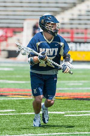 Navy vs. Maryland Lacrosse 5-4-14