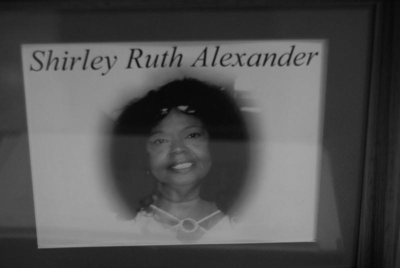 To My BFF Shirley Alexander