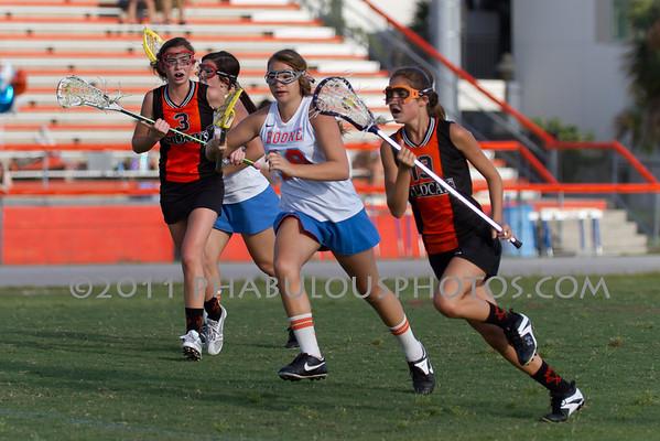 Boone Girls JV Lacrosse 2011 - #19