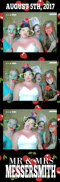 Messersmith Wedding Photobooth   2017