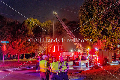 20171102 - Hermitage - House Fire
