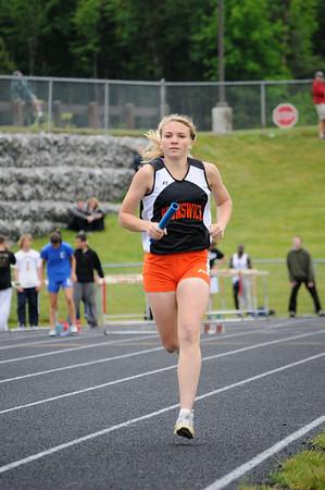 2010 Class A State Track & Field Meet
