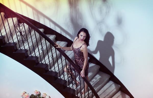 Actress/ Model Leilani Wyatt