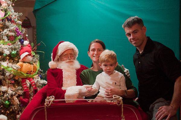 2011 Santa Photos