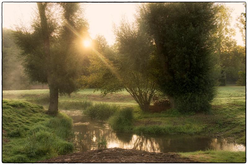 morning in Massangis