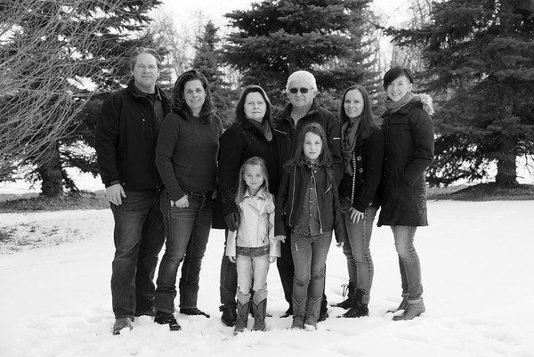 Nikiforuk Family