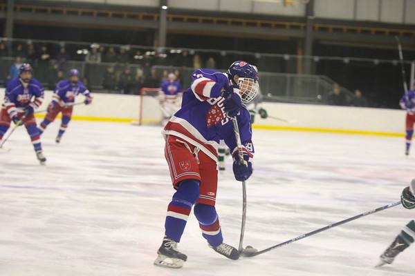 Boys' Varsity Hockey vs. New Hampton   January 27