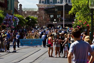 Disney Trip April 2010