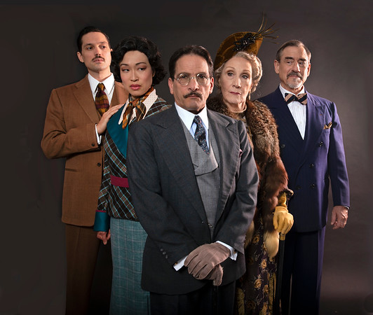MURDER ON THE ORIENT EXPRESS Pre-production Photos