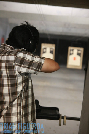 08.20.10 - Shooting range with Jason