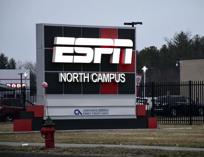 2/25/2020 Mike Orazzi   StaffESPN's North Campus in Bristol.