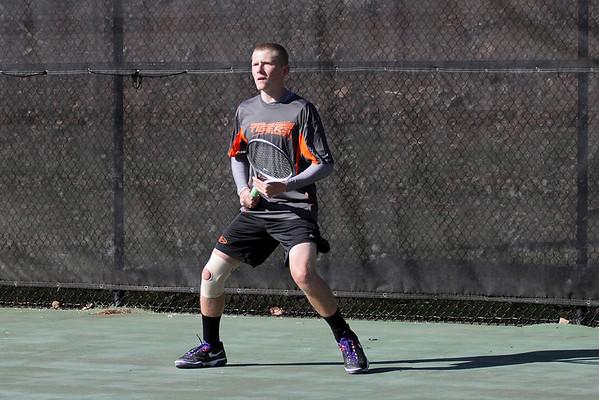 Varsity Tennis v North Cross School