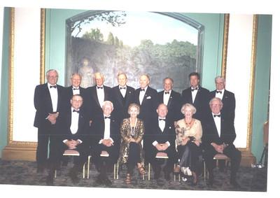 Past Presidents Dinner 1999