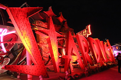 The Neon Museum - Las Vegas - 29 Oct. '18