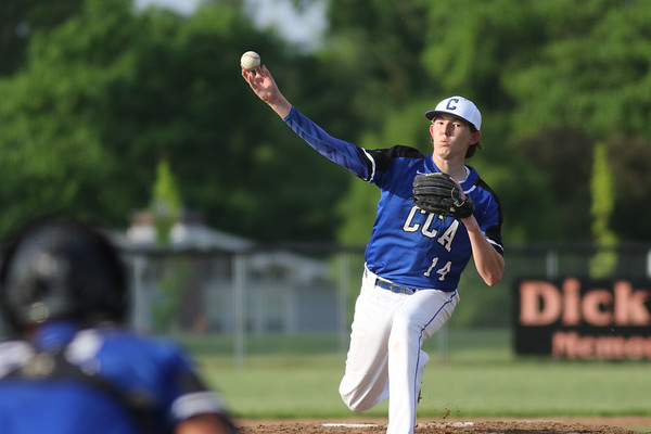 CCA baseball at Washington