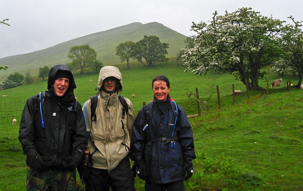 DofE Hike  25th May