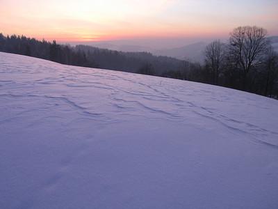 Vsetínské vrchy 2006